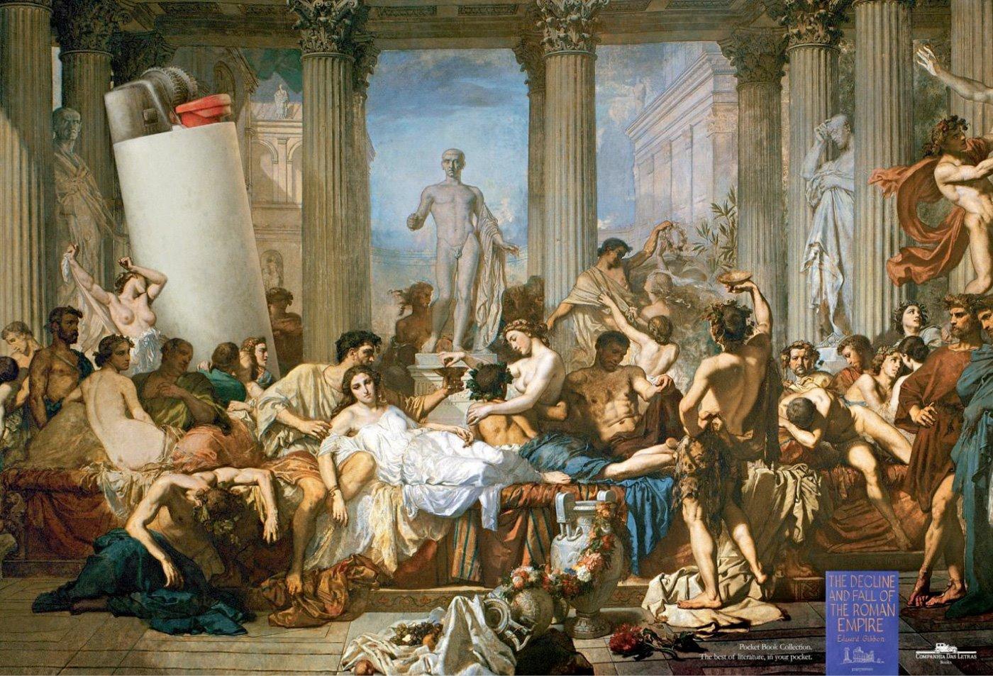 Fall of the roman empire essay conclusion